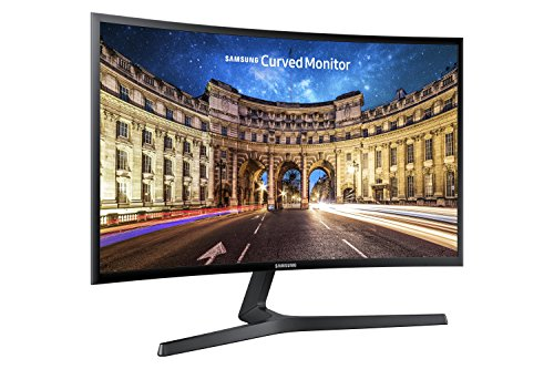 Samsung LC27F398FWNXZA Samsung C27F398 27 Inch Curved LED Monitor (24 Samsung 1080 Led Tv)