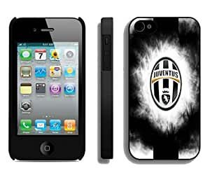 Beautiful And Unique Designed Case For iPhone 4S With Juventus 5 Phone Case