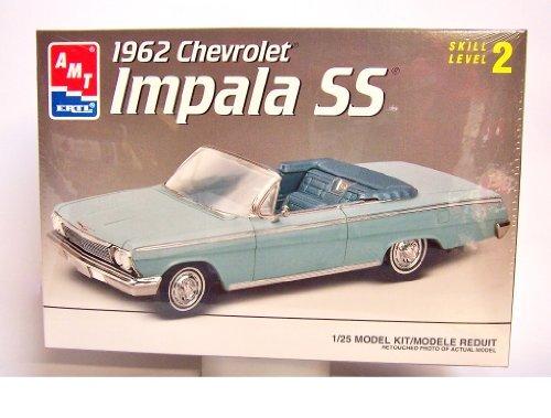 AMT 1962 Impala SS Model Kit