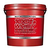 100% whey protein professional - 11 lbs - Vanilla very berry - Scitec nutrition