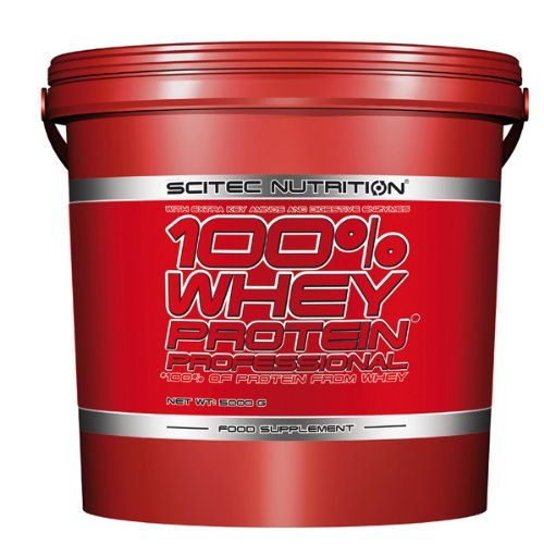 100% whey protein professional - 11 lbs - Vanilla very berry - Scitec nutrition by Scitec