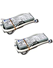 Sunpark SL15T-1 Electronic circline Ballast with lamp Holders Attached (2 Pack)