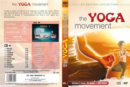 Amazon.com: The Yoga movement Vol.1 CD+DVD: Movies & TV