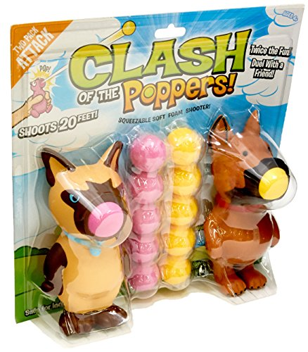 Hog Wild 54800 Clash Poppers
