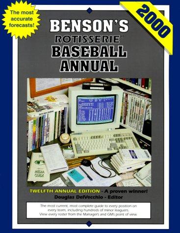 The Rotisserie Baseball Annual (Benson's Baseball Annual)
