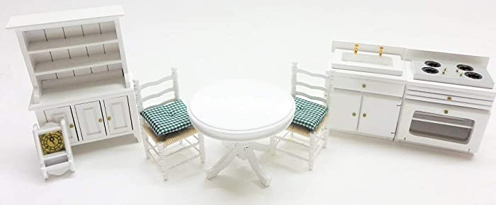 Top 10 Melody Jane Dollhouse Furniture 1 12 Scale Dining