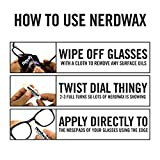 Nerdwax Stop Slipping Glasses as Seen on Shark Tank