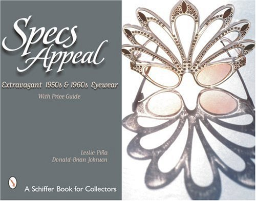 Specs Appeal: Extravagant 1950s & 1960s Eyewear