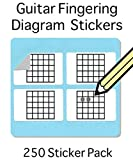 Great teaching and learning aid for music educators, students and aspiring musicians. Easy to use: - Peel off a sticker of your instrument - Stick it on your favourite music or in your notebook - Fill in that pesky fingering with a pen or pencil! Eac...