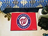 "Fan Mats Washington Nationals Starter Rug, 20"" x 30"""