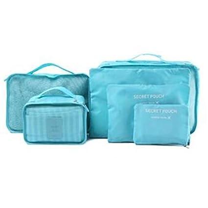 SimpleLife Custodia da Viaggio Impermeabile organizzatore Bagagli Valigia  Sacchetti di Compressione per Scarpe 7a807090979