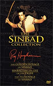 The Sinbad Collection (7th Voyage / Golden Voyage / Eye of the Tiger)