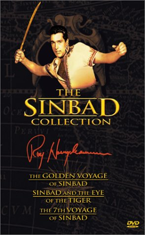 The Sinbad Collection (7th Voyage / Golden Voyage / Eye of the Tiger) by HARRYHAUSEN,RAY