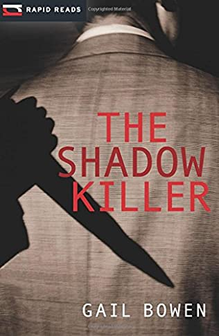 book cover of The Shadow Killer