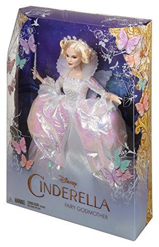 Disney Cinderella Fairy Godmother Doll