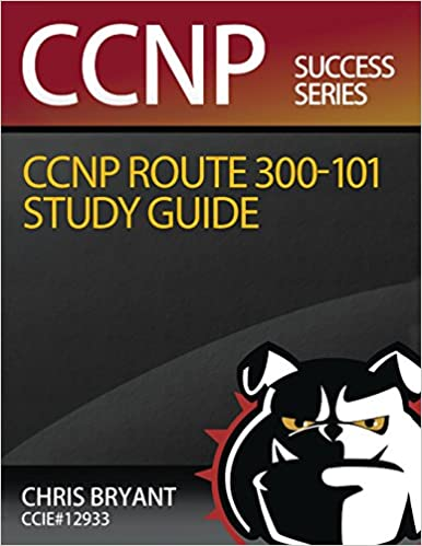 Buy Chris Bryant\'s Ccnp Route 300-101 Book Online at Low Prices in ...