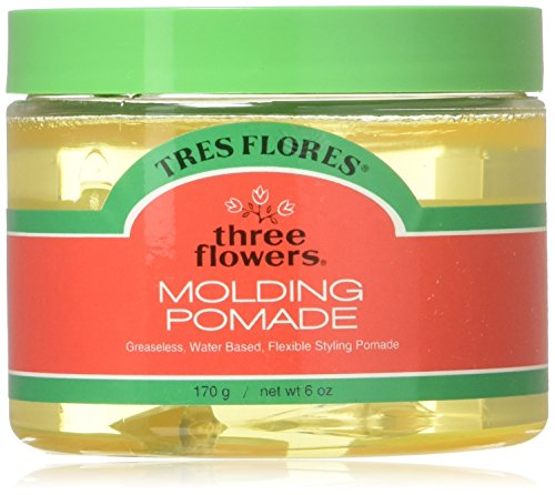 Three Flowers Molding Pomade 6 oz (Pack of 3)