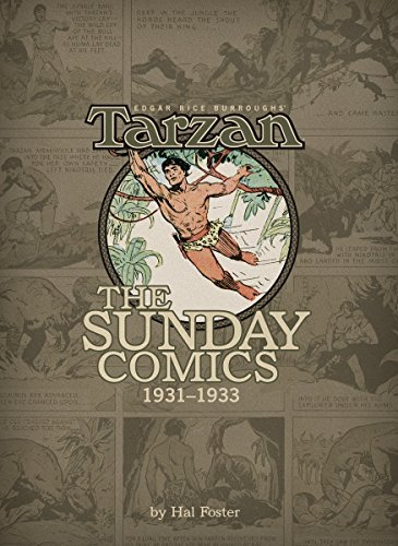 Edgar Rice Burroughs' Tarzan: The Sunday Comics, 1931-1933 Volume 1