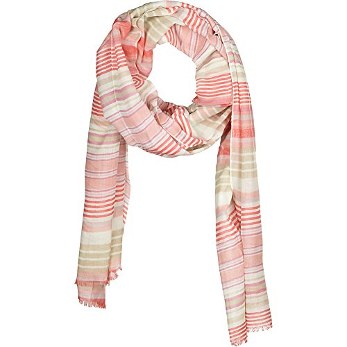 kinross-cashmere-printed-stripe-scarf-quince-multi
