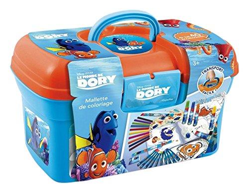 Dory Canal Toys Valigetta per coloreare