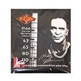 Rotosound BS66 Swing Bass 66 Stainless Steel Bass Guitar Strings (43 65 80 110)