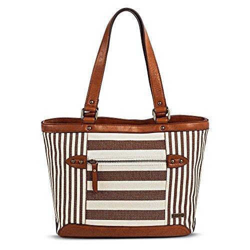 Bolo Women's Tote Handbag - Cocoa (Brown) (Womens Bolo Brown)