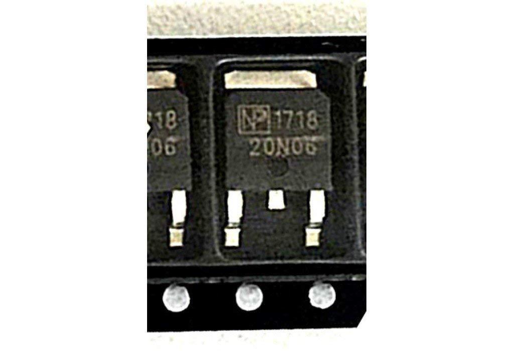 10pcs 20N06,NPD20N06 MOSFET