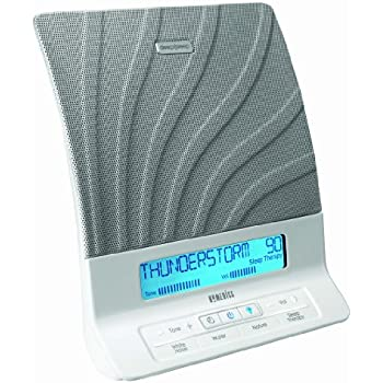 HoMedics, Deep Sleep II Relaxation Sound and White Noise Machine, HDS-2000