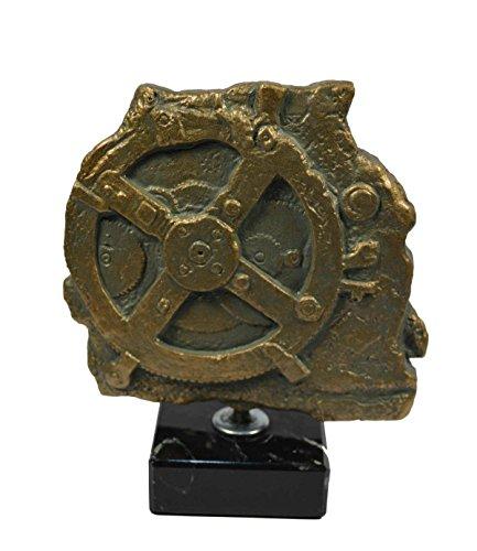 Antikythera mechanism sculpture the ancient Greek analogue computer