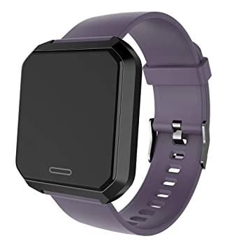 Hengzi Smart Watch - Monitor de frecuencia cardíaca y ...