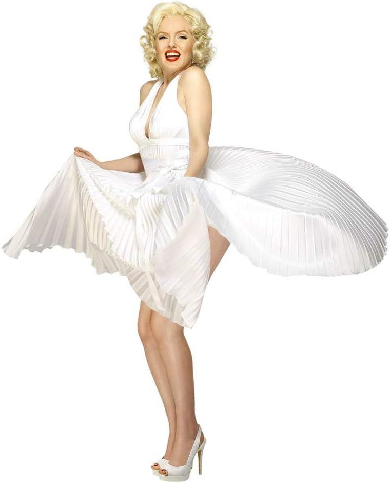 Horror-Shop Licenciado Marilyn Monroe Dress: Amazon.es: Juguetes y ...
