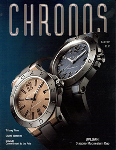Chronos Magazine (Fall, 2015) (Single Chrono Watch)
