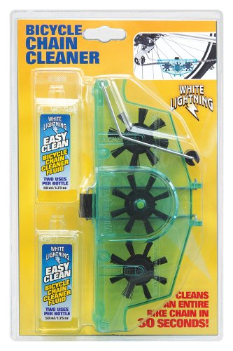 White Lightning Bike Chain Cleaner product image