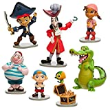 (US) Captain Jake and the Never Land Pirates Figure Play Set