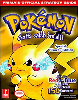 Blue pdf guide pokemon strategy