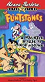 Hanna Barbera THE FLINTSTONES a Haunted House is Not a Home