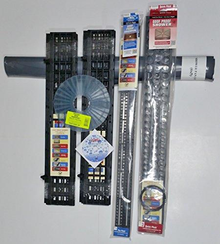 - Goof Proof Standard Liner Shower Floor Kit