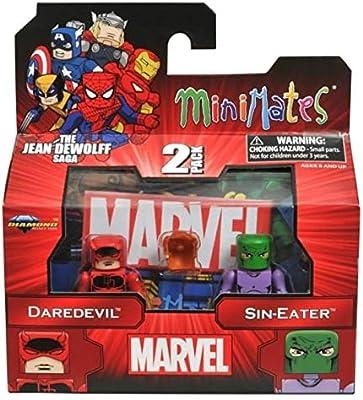 Marvel Minimates Series 43 Daredevil /& Sin-Eater