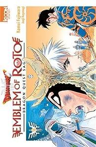 Dragon Quest, Emblem of Roto, tome 18 par Kamui Fujiwara