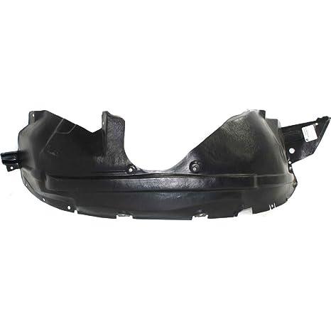 northautoparts 7232180j00 para Suzuki SX4 derecha lado frontal interior guardabarros protección contra salpicaduras maletero sz1249118
