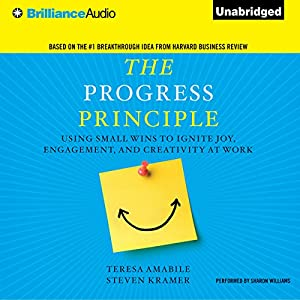 The Progress Principle Hörbuch