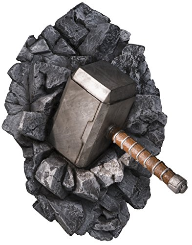 Rubie's Marvel Universe Wall Breaker, Thor Hammer]()