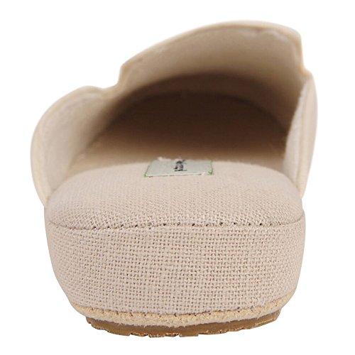 Pantofole Regina Donna Verde Patricia Naturale