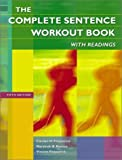 img - for The Complete Sentence Workout Book with Readings (5th Edition) book / textbook / text book
