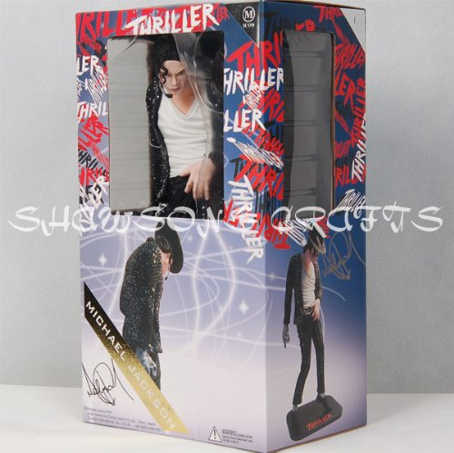 "Doll Michael Jackson 1/6 Thriller Version 12"" Figure"