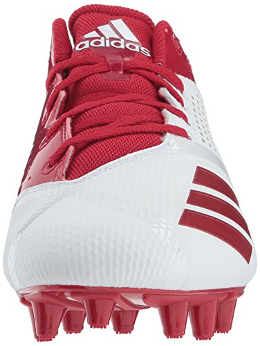 Atlético White Hombres Adidas power Calzado silver Talla Metallic Red BZRxq7wE