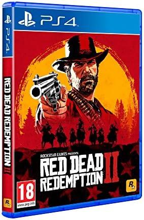 Red Dead Redemption 2 (PS4): Sony: Amazon.es: Videojuegos
