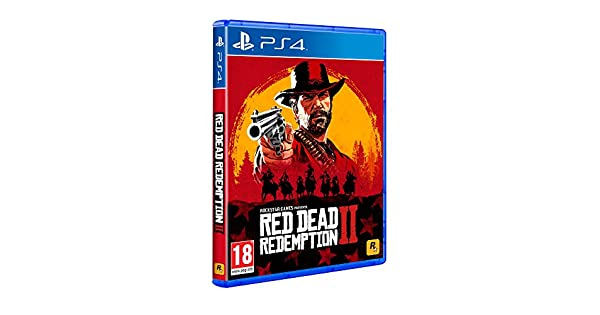 Take Two Interactive - Red Dead Redemption 2 (PS4 ...