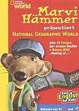 National Geographic - Marvi Hämmer präsentiert: National Geographic World, 1. Staffel [4 DVDs]