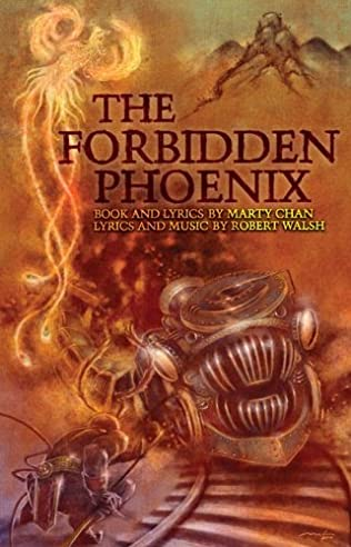 book cover of The Forbidden Phoenix